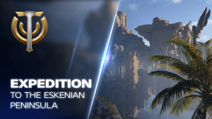 Skyforge: Expedition to Eskenian Peninsula video thumbnail