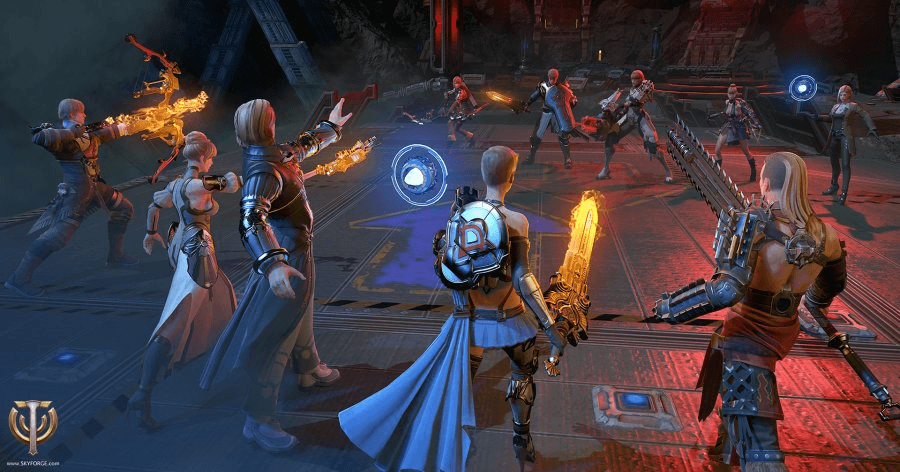 Skyforge Announces Final Closed Beta Test and New Classes News Header