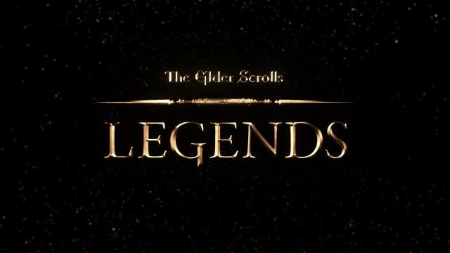 The Elder Scrolls: Legends E3 2015 Teaser Trailer Thumbnail