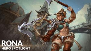 Vainglory Hero Spotlight: Rona video thumbnail