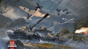 "War Thunder: Update 1.51 ""Cold Steel"" video thumbnail"