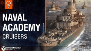 World of Warships Naval Academy - United States Cruisers Video Thumbnail