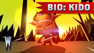 World of Warriors Bio: Kido Video Thumbnail