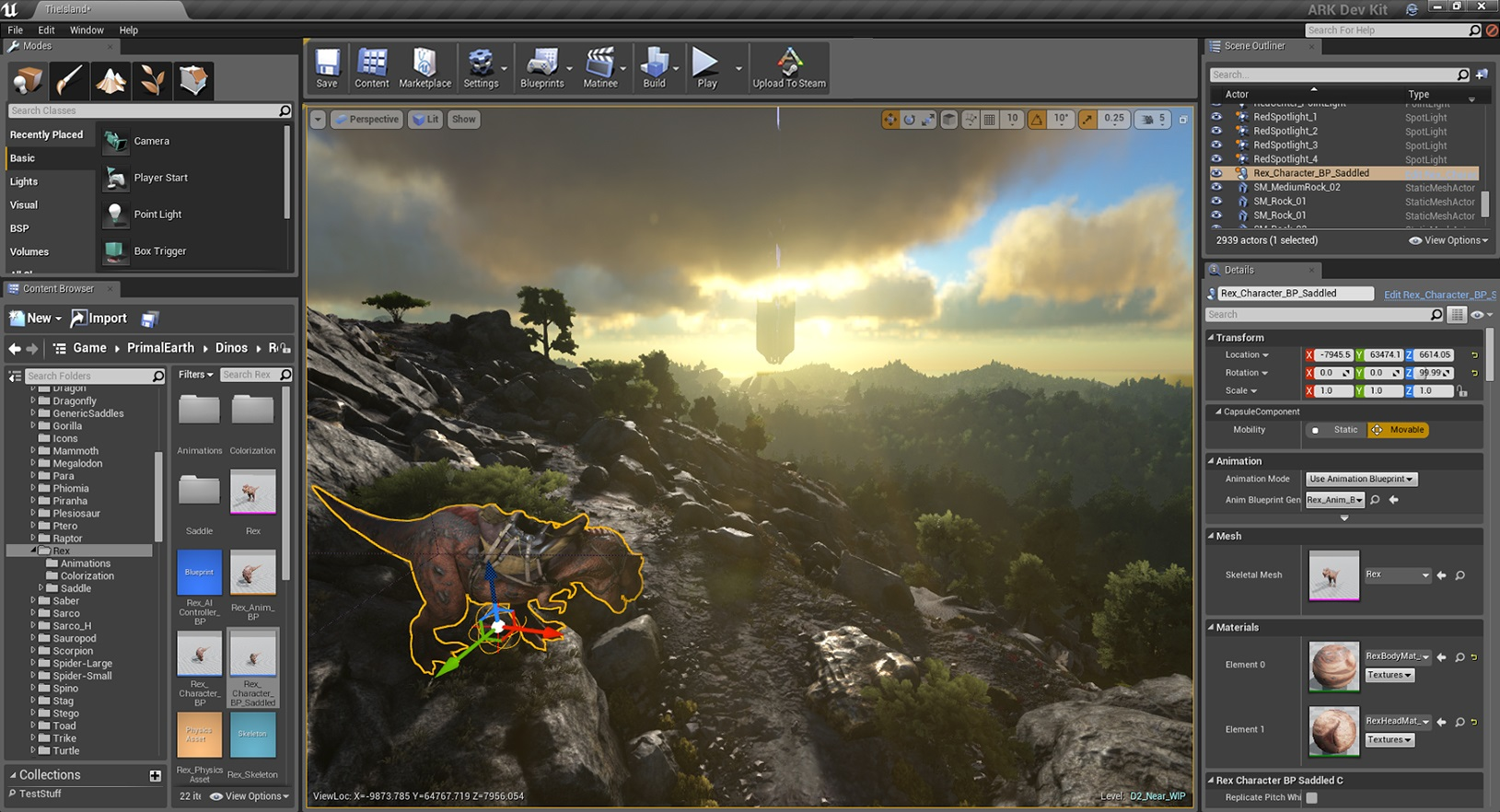 Ark survival evolved now open to unreal engine 4 modding mmohuts ark survival evolved now open to unreal engine 4 modding malvernweather Gallery