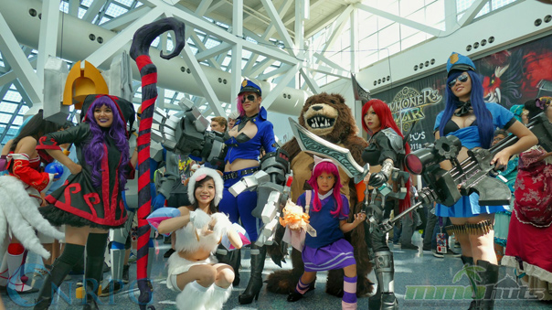 Anime Expo 2015 Cosplay