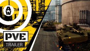 Armored Warfare PvE Trailer thumbnail