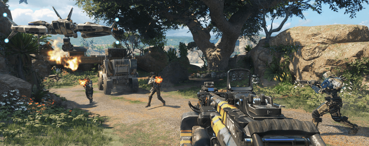 Call of Duty: Black Ops III Multiplayer Beta Opens for PC and Xbox One news header