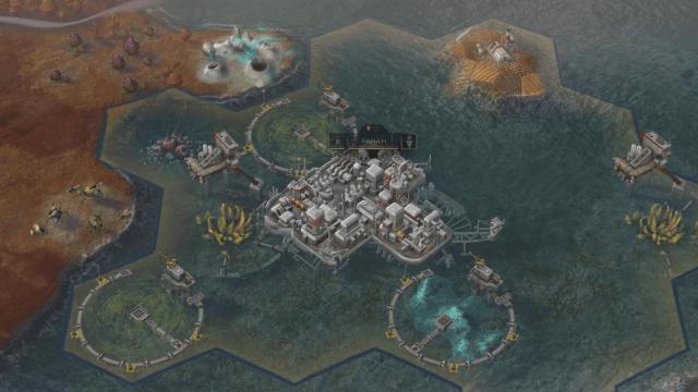 "Civilization: Beyond Earth - Rising Tide Featurette - ""Colonizing the Seas"" video thumbnail"