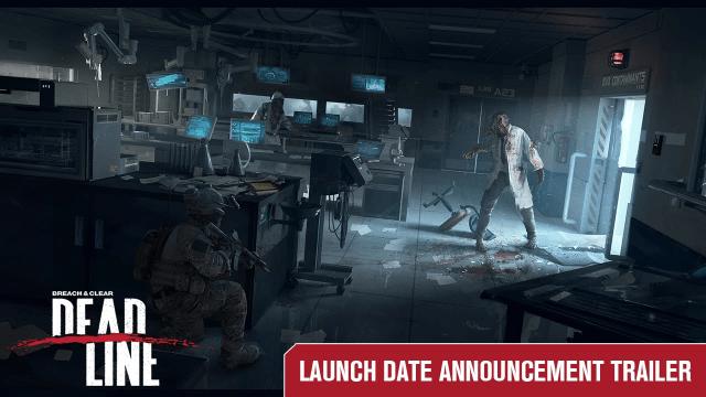 Breach & Clear: Deadline Launch Date Announcement Trailer thumbnail
