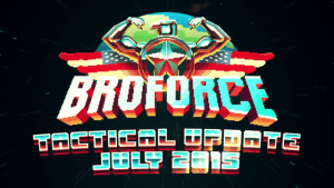 Broforce July 4th Update 2015 video thumbnail