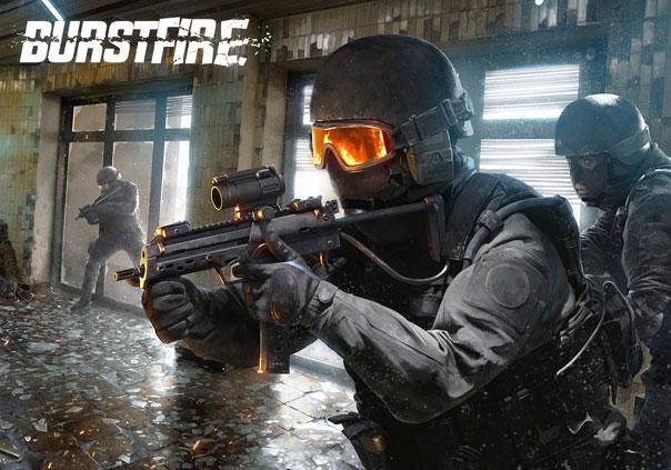 Burstfire Game Banner
