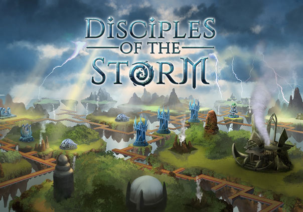 Disciples_ofthe_Storm Game Banner