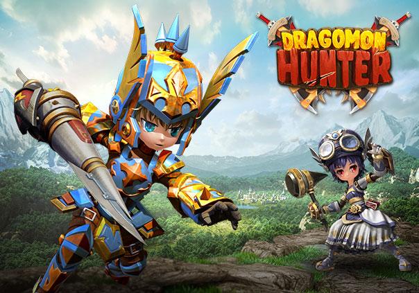 Dragomon Hunter Profile