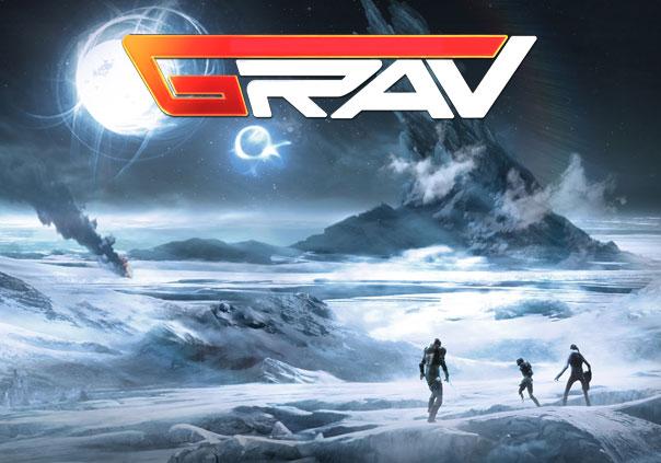 GRAV Game Profile Banner