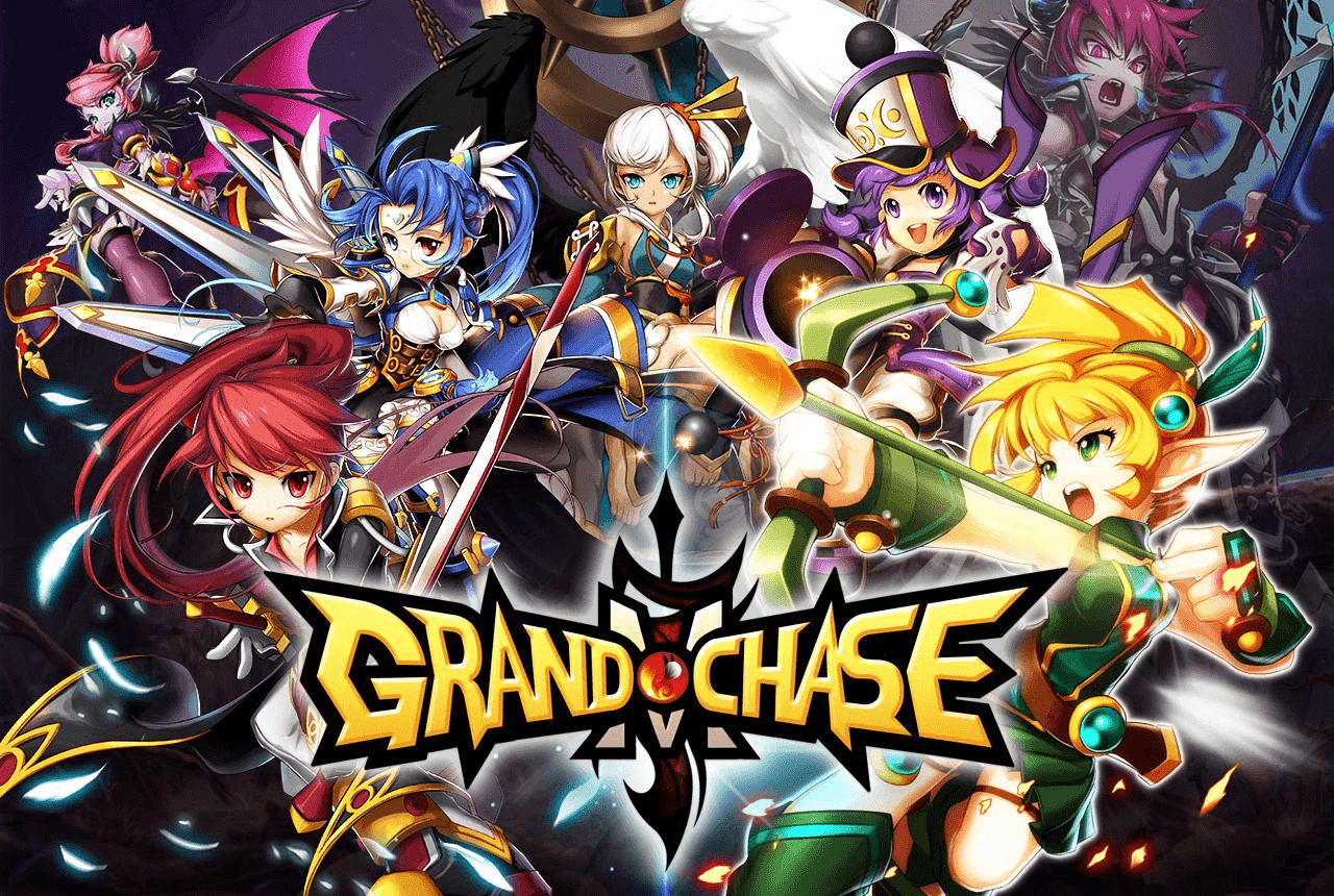 Grand Chase Returns in Mobile Form news header
