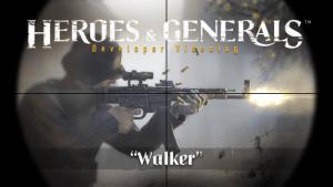 Heroes & Generals Videolog: Walker Update video thumbnail