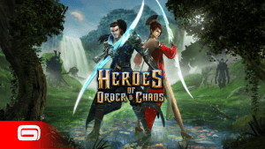 Heroes of Order & Chaos Update 13 Trailer thumbnail