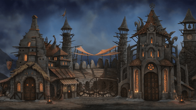 Niffelheim - Game Art Design Process video thumbnail