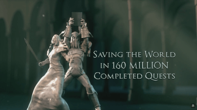 Order & Chaos Online: 4th Anniversary Infographic Video thumbnail