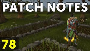 RuneScape Patch Notes #78