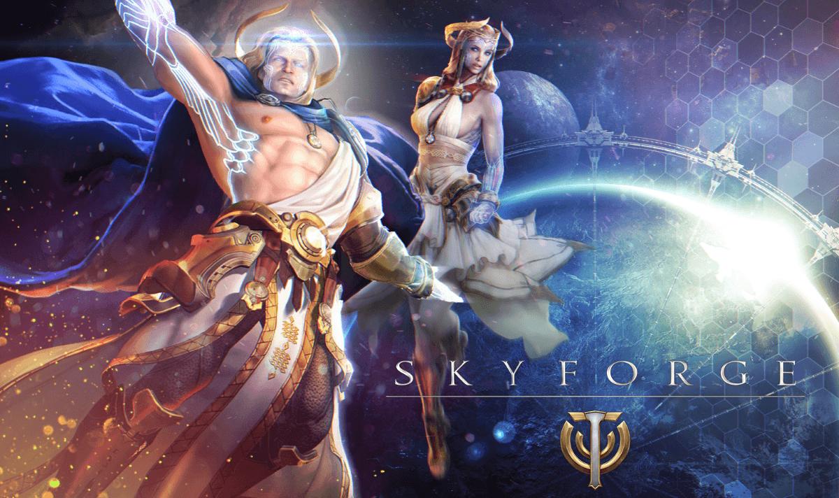Skyforge Open Beta Begins Today news header
