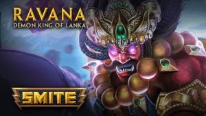 SMITE God Reveal: Ravana, The Demon King of Lanka video thumbnail