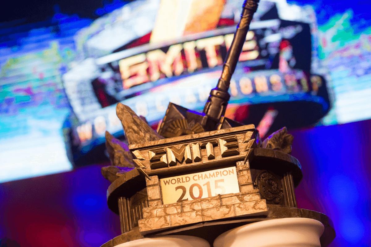 Hi-Rez Studios announces the SMITE World Championship presented by Xbox One news header