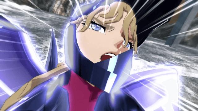 Saint Seiya: Soldiers' Soul - Anime Expo 2015 Trailer thumbnail
