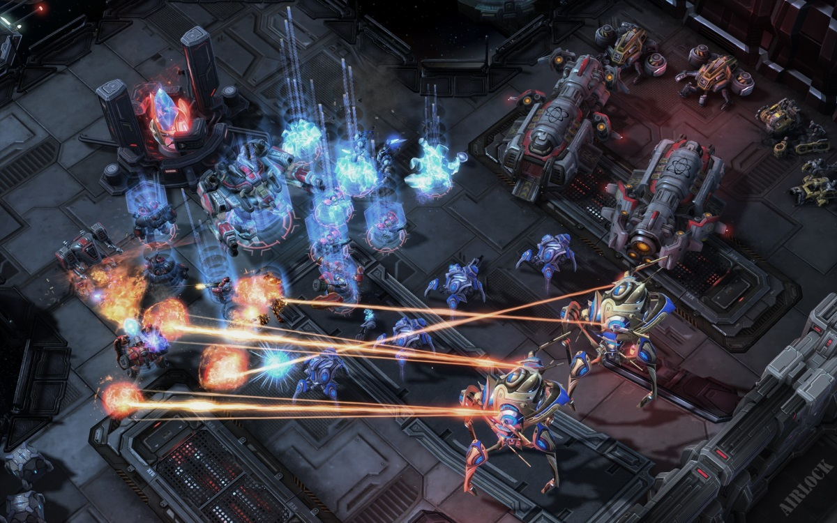 StarCraft II: Legacy of the Void screenshot