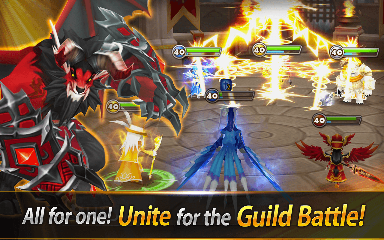 Changes to Guild Battles in latest Summoners War update news header