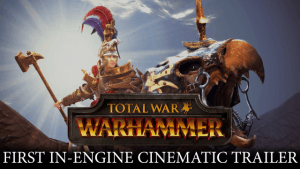 Total War: WARHAMMER Trailer: Karl Franz of the Empire video thumbnail