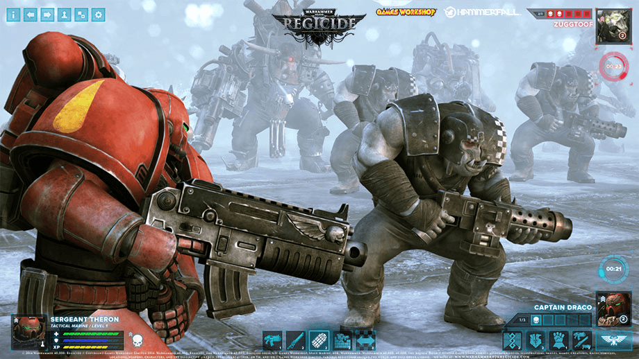 Warhammer 40,000: Regicide - Release Date and Launch Content Announced news header