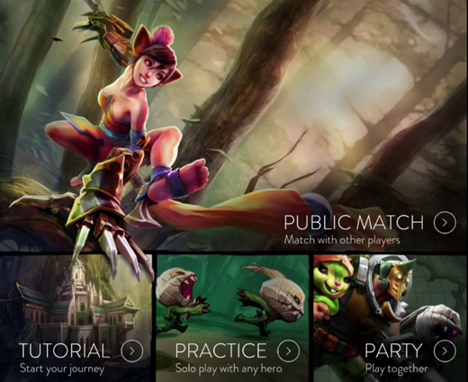 Vainglory Mobile Launch Review header