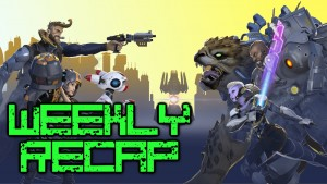 MMOHuts Weekly Recap #255 Aug. 31st - Gigantic, Atlas Reactor, LawBreakers & More!