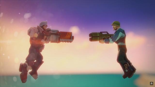 Blitz Brigade - The Demolisher Arrives video thumbnail