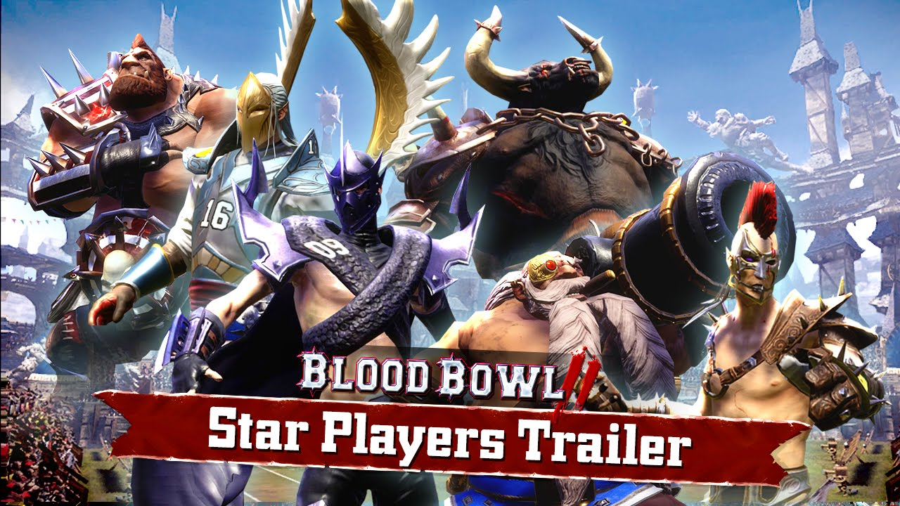 Blood Bowl 2 Gamescom 2015 Trailer thumb