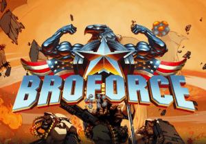 Broforce Game Profile Banner