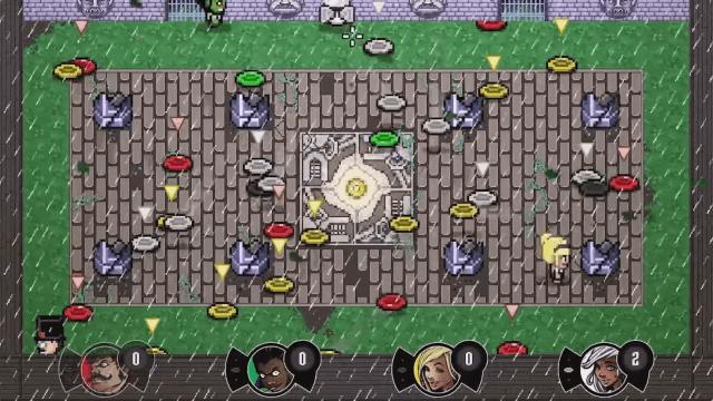 DiscStorm Launch Trailer thumbnail