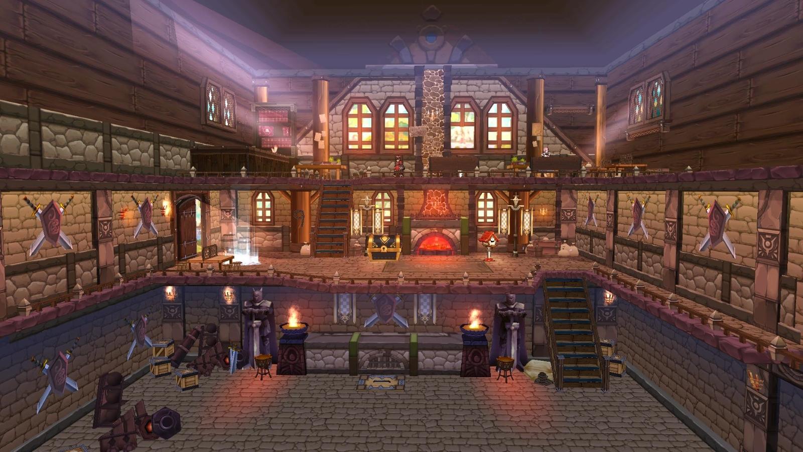 Elsword Gets Massive Guild Update news header