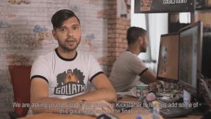 Goliath: Kickstarter Campaign Trailer thumbnail