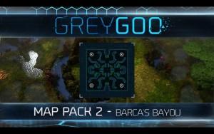 Grey Goo Map Pack 2: Barca's Bayou & Scarred Plateau video thumbnail