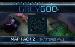 Grey Goo Map Pack 2: Shattered Vale Preview video thumbnail