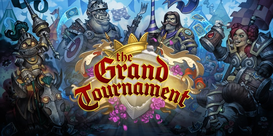 Hearthstone: The Grand Tournament Expansion Now Available news header