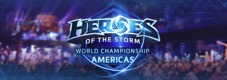 Heroes of the Storm Americas Championship in Las Vegas this September news header