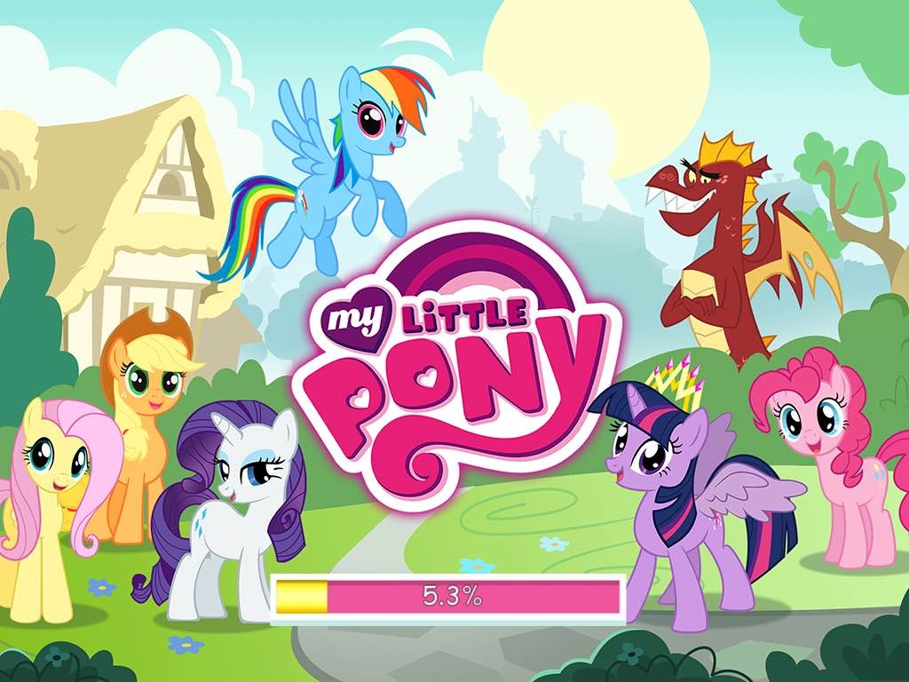 My Little Pony: Friendship is Magic Mobile Review news header