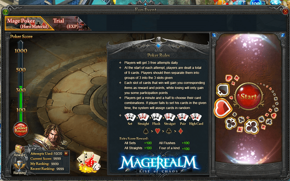 Magerealm Introduces Mage Poker news header