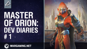 Master of Orion Developer Diaries #1 video thumbnail