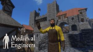 Medieval Engineers - Update 02.030 video thumbnail