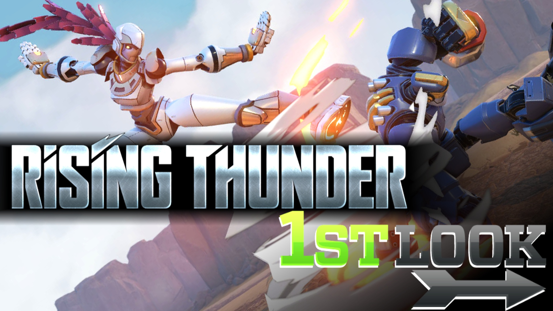 Rising Thunder - First Look Radiant Entertainment