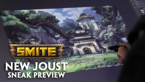 SMITE Sneak Preview - New Joust Map video thumbnail